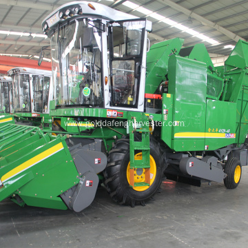 maize corn cutting machine harvester price in India